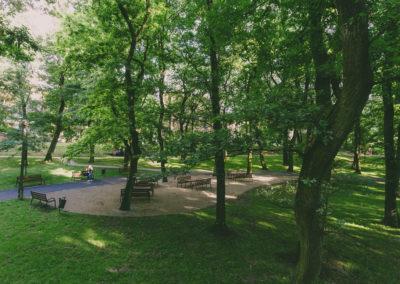 Park Zielony Jar