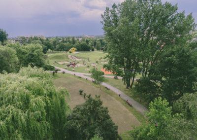 Park Kurdwanów