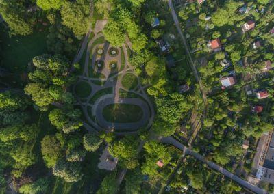 Park im. Stanisława Wyspiańskiego