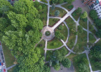 Park im. Wincentego a Paulo