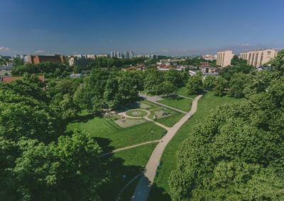 Park im. Tadeusza Kościuszki