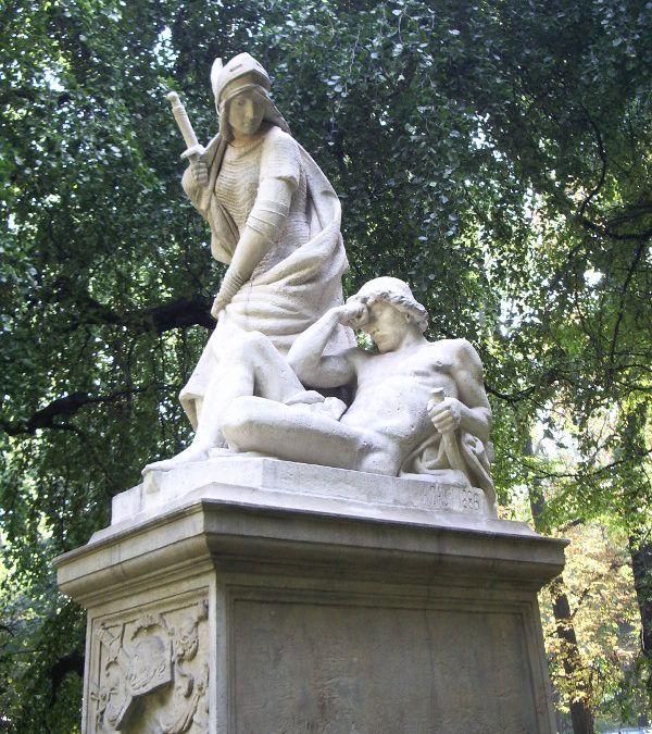 Pomnik Grażyny i Litawora