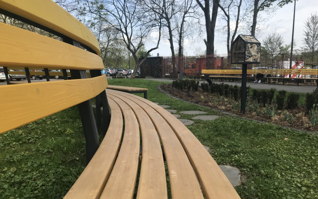 Ogród Krakowian – Artystyczny